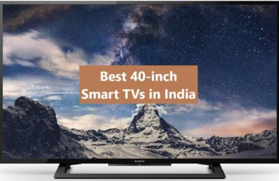 Durable & affordable: 40-inch Smart LED TVs in India
