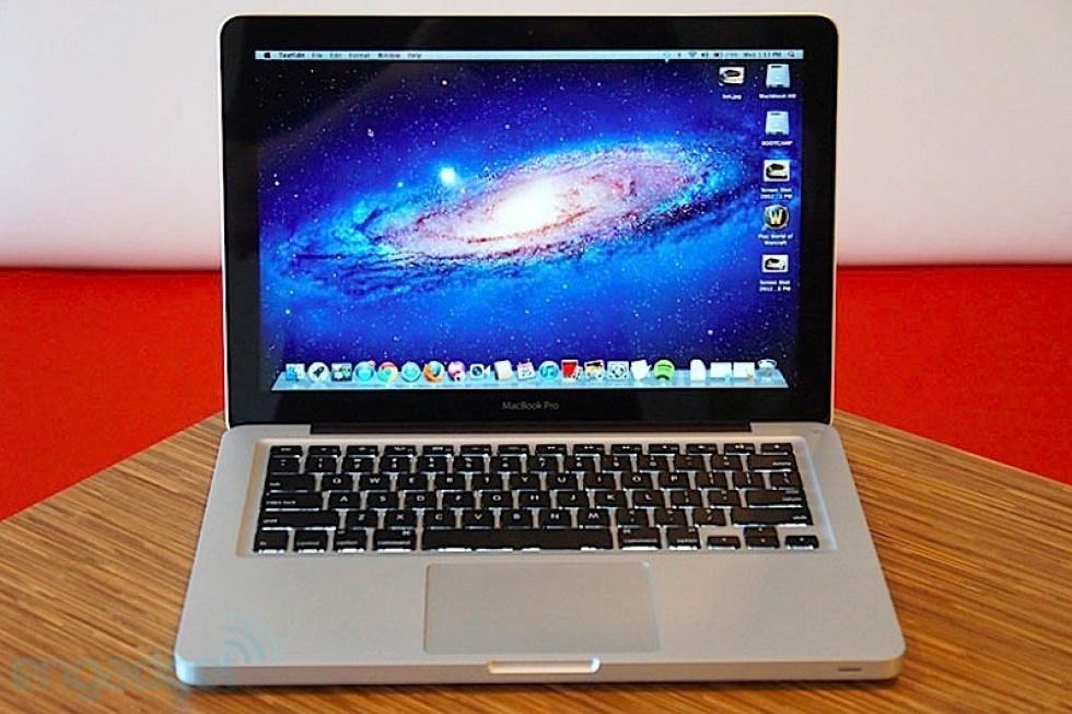 Macbook pro13,