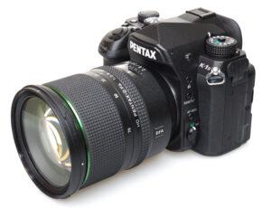 Pentax K-1 Mark-II
