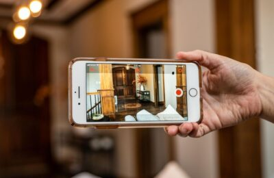 How to turn down your android smartphone into a security camera?