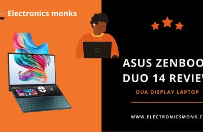 Asus ZenBook Duo 14 Laptop review