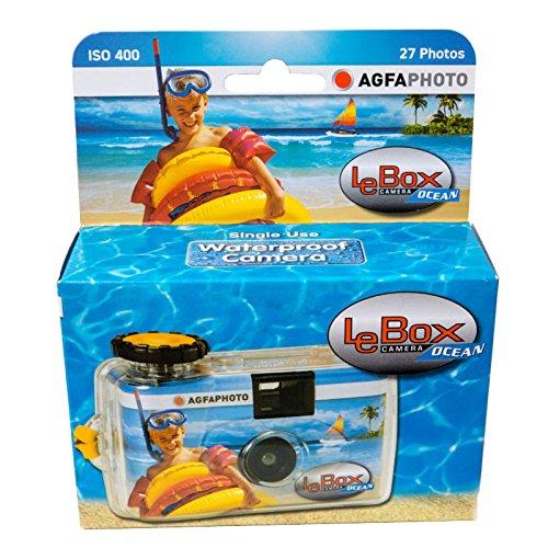 AgfaPhoto LeBox Ocean 400- Disposable camera