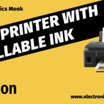 Best Printer with Refillable Ink to buy on Amazon