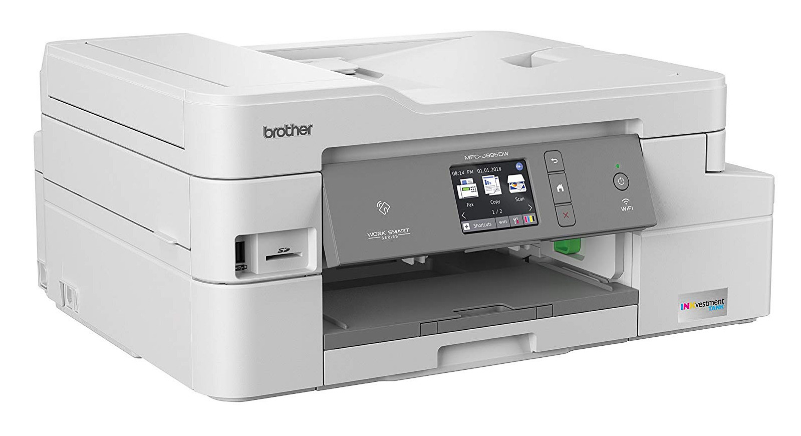 Epson EcoTank ET-2720 All-in-One- Printer with Refillable Ink