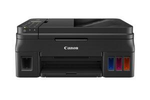 Canon PIXMA G4210 Megatank- Printer with Refillable Ink
