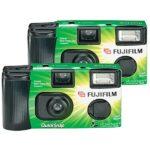 Fujifilm Quicksnap Flash- Disposable camera