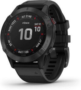 Garmin Fenix 6 series – (Multisport Garmin watches)