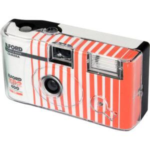 Ilford XP2 Black & White Camera- Disposable camera