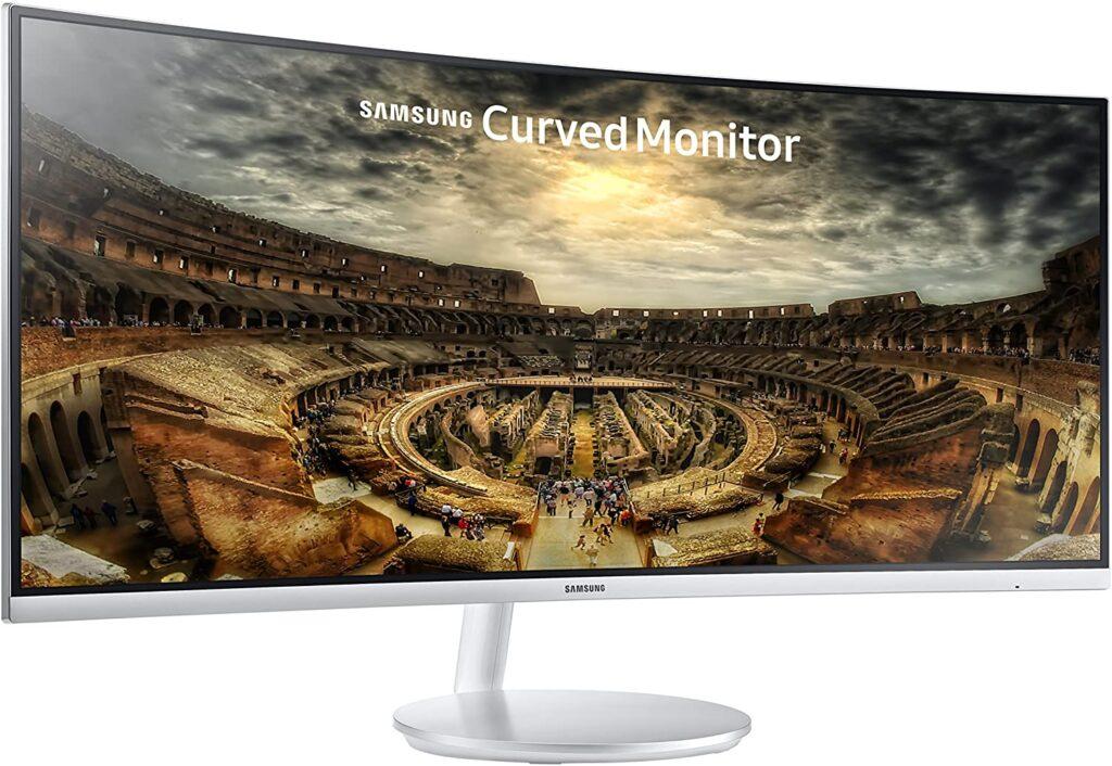 Samsung CF791- Curved Monitor