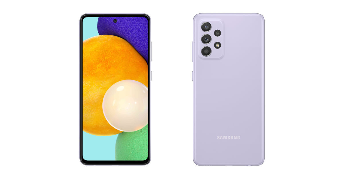Samsung A52 5G T-Mobile Phone