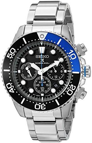 Seiko Prospex Analog- Solar Powered Watch