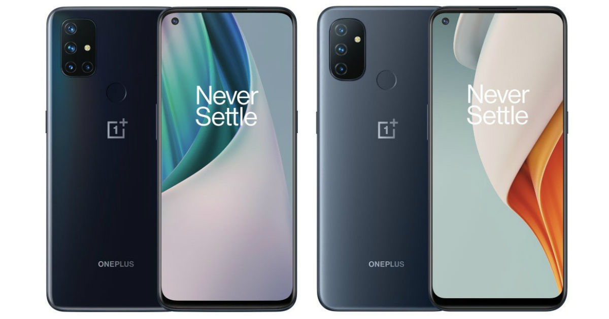 OnePlus Nord N10 T-Mobile Phone