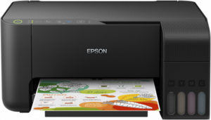 Epson EcoTank L3150-  All-in-One Ink Tank Printer with Wi-Fi