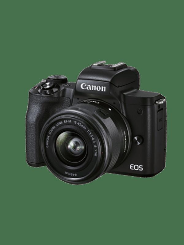 Canon EOS M50 Mark II DSLR Camera