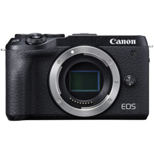 Canon EOS M6 Mark II - Camera with large megapixel and light in weight