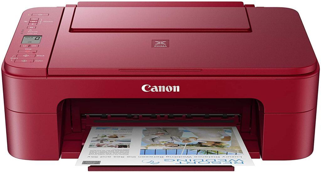 Canon PIXMA TS3320 - Best printer for work from home