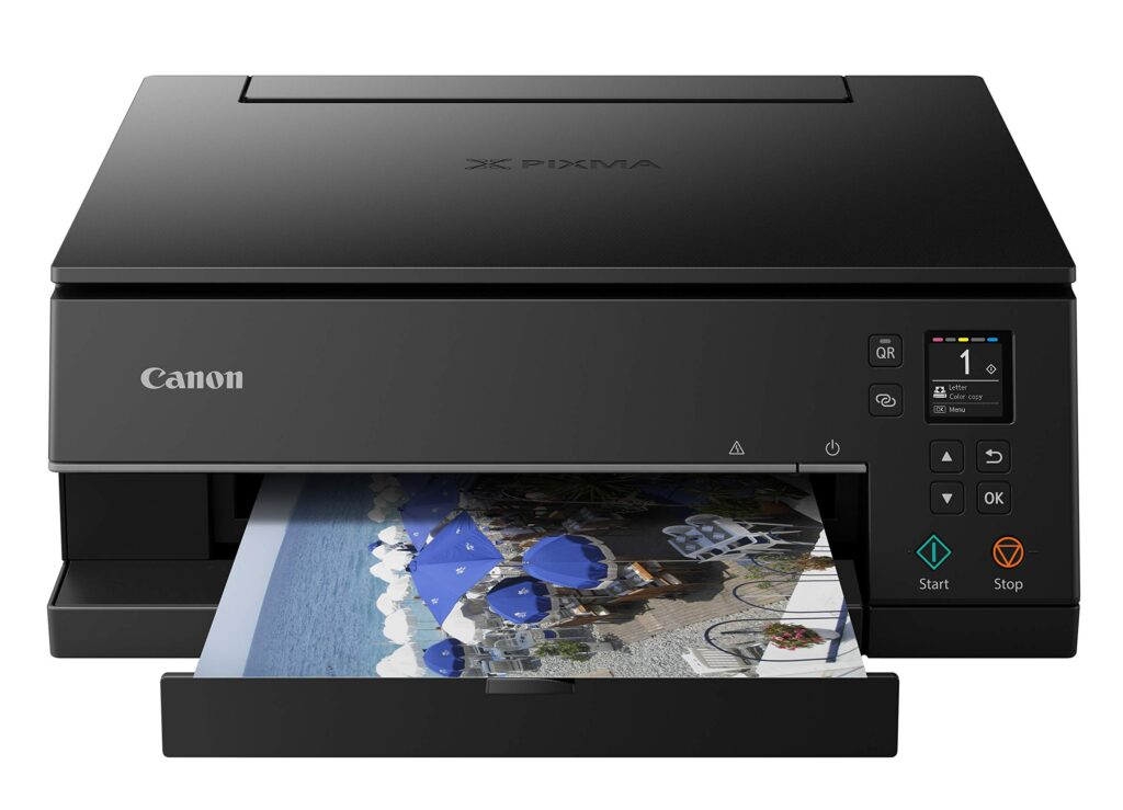 Canon PIXMA TS6320- Best printer for work from home