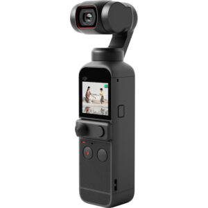 DJI Pocket 2 - Camera is small enough to put in your pocket