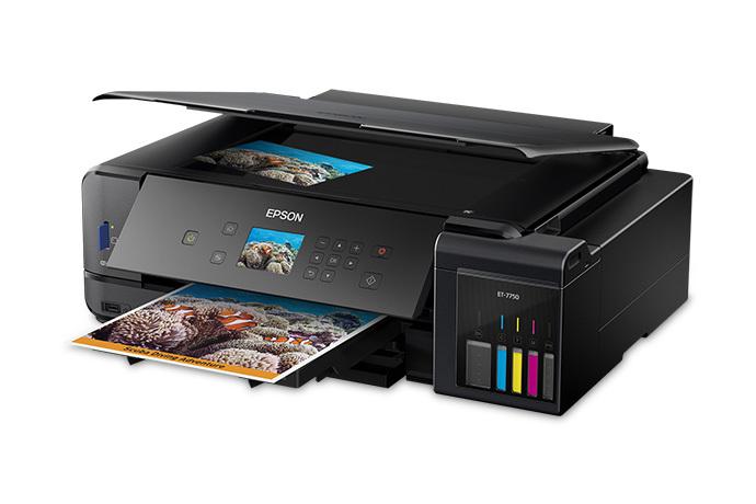Epson EcoTank ET-7750- Best printer for work from home