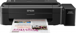Epson L130 - Colour Printer with a Single Function Ink Tank
