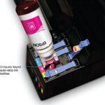 Epson WorkForce EcoTank ET-3750- Printer with Refillable Ink-1