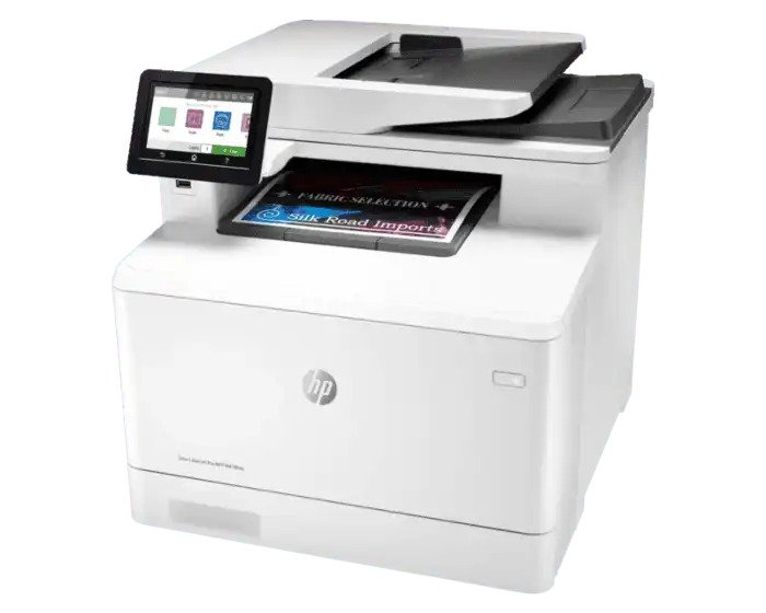 HP Color LaserJet Pro MFP479fdw- Best printer for work from home