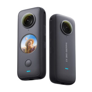 Insta360 One X2 - A smart and endless creative 360 camera with AI