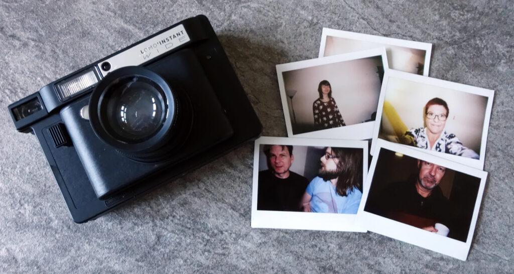 Lomography Lomo Instant Wide Camera