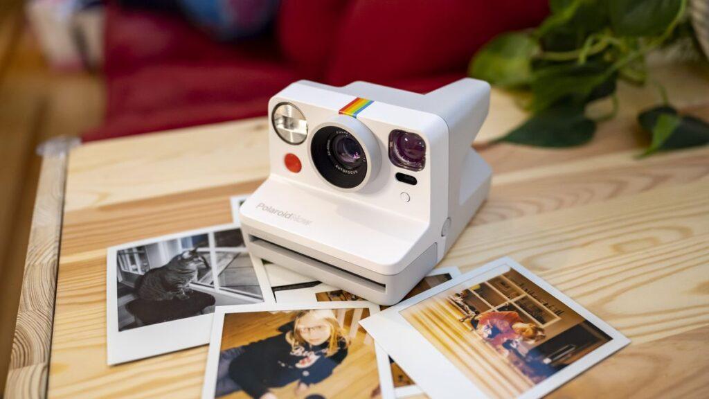 Polaroid Now Instant Camera