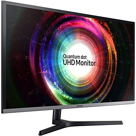 Samsung UH850 UHD 4K QLED- Best graphic designers monitor