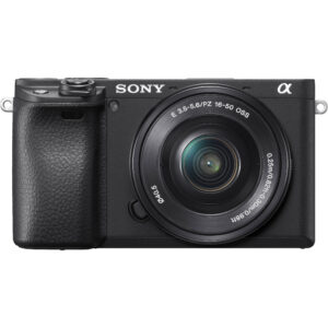 Sony A6400 - The ideal camera for vloggers