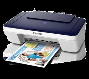 Canon Pixma E477 - Wireless Ink Efficient Color Printer (All-in-One)