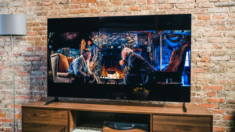 Full LG OLED G1 TV