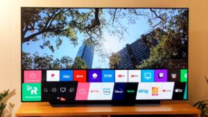 LG CX OLED - The most affordable premium TV for the PS5 and Xbox Series X