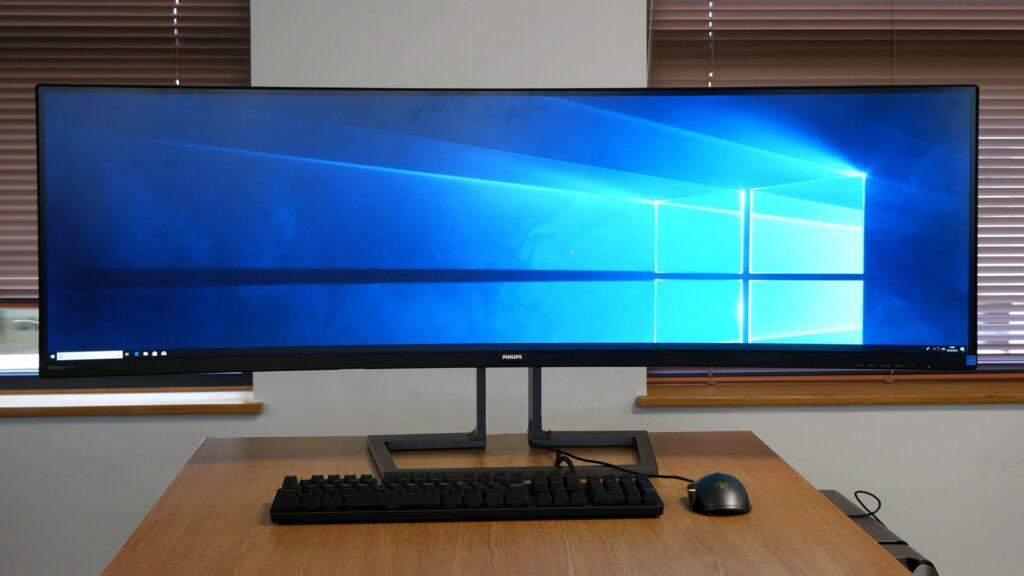 Philips 499P9H - 49 inch Monitor
