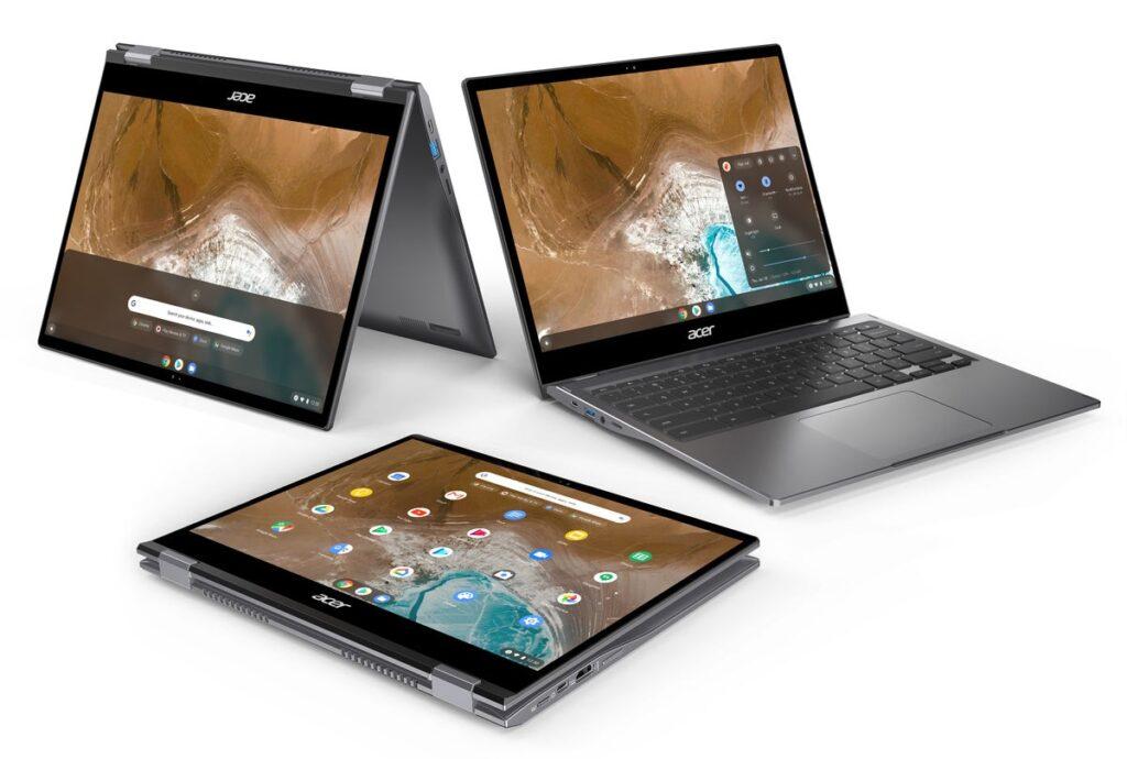 Acer Chromebook Spin 713 Design