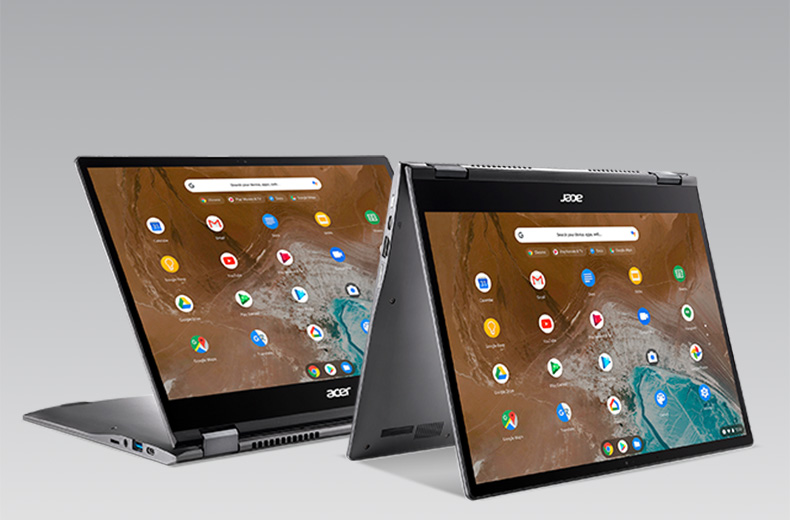 Acer Chromebook Spin 713 Display