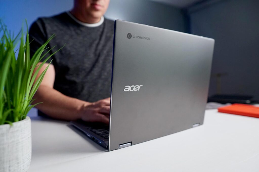 Acer Chromebook Spin 713 Performance