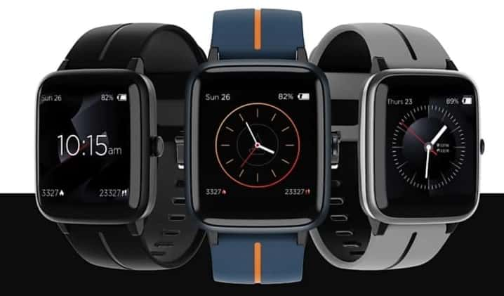 BoAt Xtend Smartwatch Design
