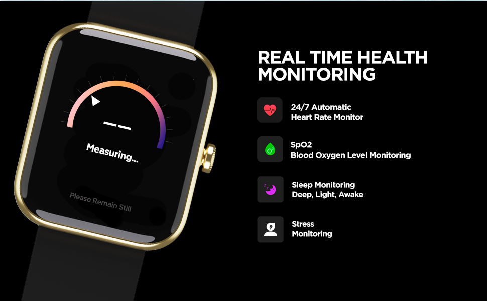 BoAt Xtend Smartwatch Features and UI