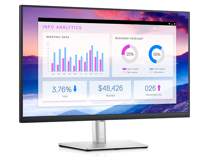 Dell P2721Q 27-inch 4k Monitor- Price and Features