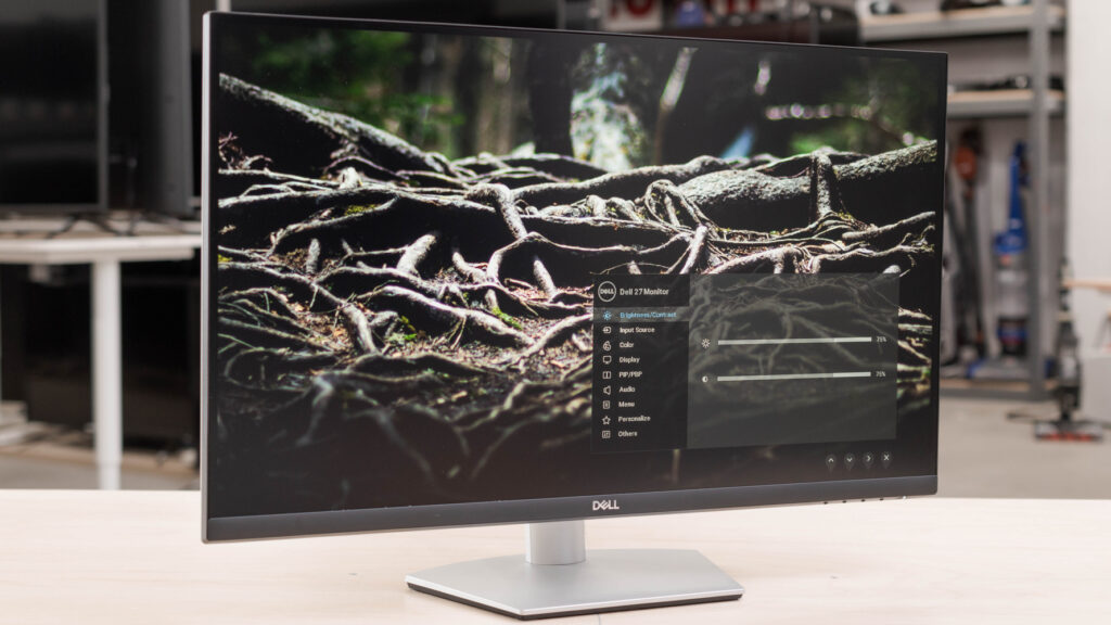OSD Features Review: Dell P2721Q27
