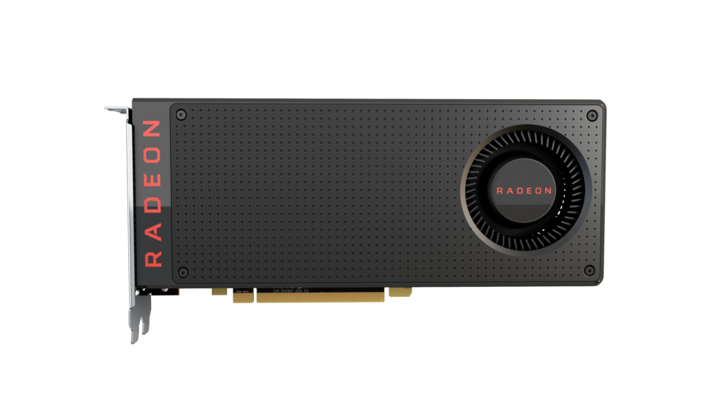 RX 489 Graphics Card