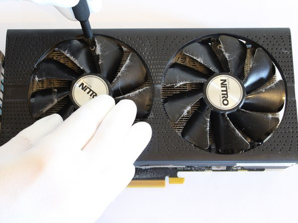 Dirty Fans of Graphics Cards