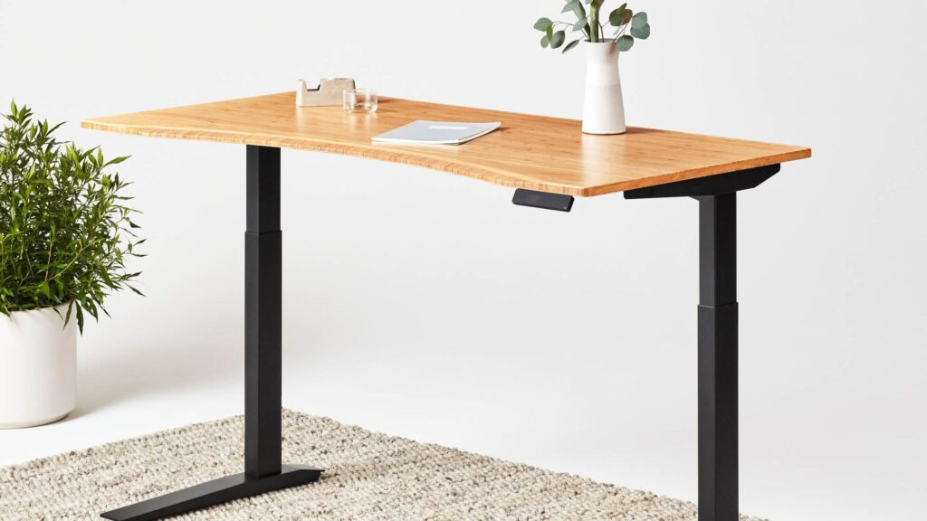 Best Height Adjustable Standing Desk for Home or Office in 2021