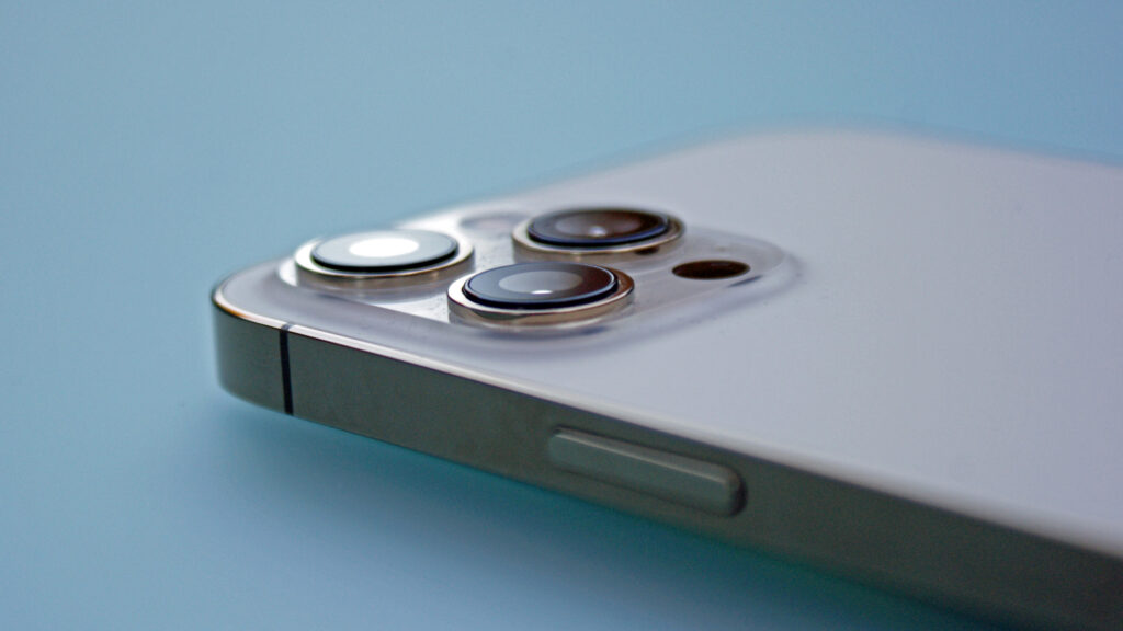 Camera of iPhone 13 - Review