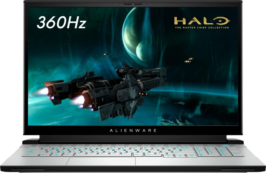 Performance of Dell Alienware 17 R4