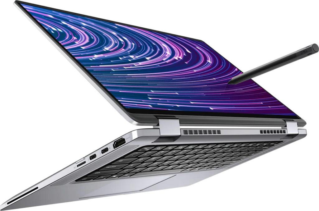 Design of Dell Latitude 9520 2-in-1 Laptop
