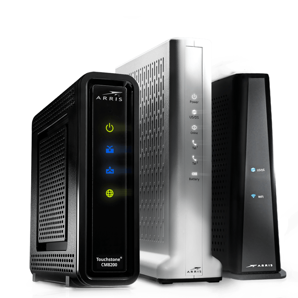 Surfboard SBG7600AC2 Wifi Router & Docsis 3.0 Cable Modem