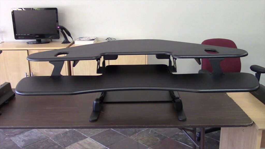Footprint of Standing Desk